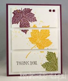 This would be fun to make, because I could draw the leaves!