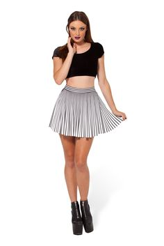 Henchmen Cheerleader Skirt (48HR) by Black Milk Clothing $50AUD