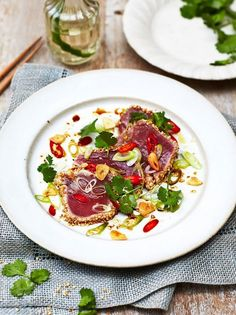 Asian seared tuna | Jamie Oliver#oDeXq8LYToPxVX27.97