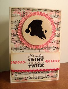 Loving this card by Kelly S. using WMS.