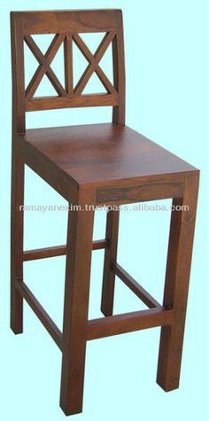 Wooden Bar Chair,bar Furniture,bar Stool - Buy Bar Stool High Chair,indian…
