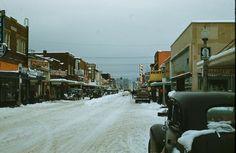 Puyallup, WA. 1950