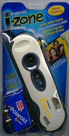 I-Zone camera before used. I was in high school age. Now very miss lots no more gone.