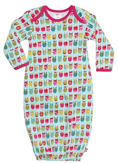 ab152f2d7 Zutano Sleeping Gown - Best Price Unique Baby Clothes, Baby Booties, Girl  Clothes Style