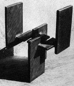 Carel Visser, Fugue, 1957