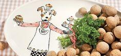 DIY Eat - Low-Cal Snacks | Modern Dog magazine - the best dog magazine ever