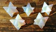 Look what I just bought on eBay: Opalite Merkaba Star ~ For Crystal Healing , Reiki , Chakra grid ~ SY15