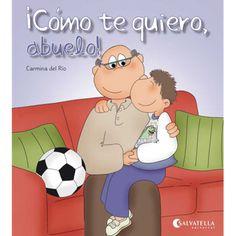 """""""¡Cómo te quiero, abuelo!"""" - Carmina del Río (Salvatella)"""