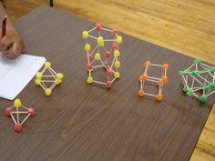 CLUB DE IDEAS | Geometría comestible ~ La Eduteca