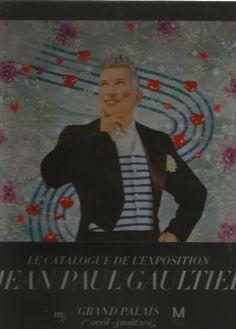 Mode Costume Catalogue D'Exposition Jean Paul Gaultier 2015 Grand Palais Paris | eBay