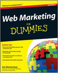 Web Marketing For Dummies, 3rd Edition -- eBook (usually $16.99) FREE for a limited time!