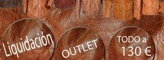 ¡ #Liquidacion ! Todas las chaquetas #OUTLET a 130 euros hasta fin de existencias. Entra en: http://www.patriciajackets.com/index.php/