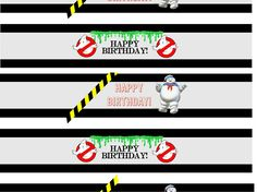 Happy Birthday Baby, 7th Birthday, Birthday Ideas, Ghostbusters Birthday Party, Ghost Busters, Party Printables, Google Drive, How To Plan, Fun