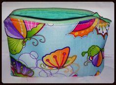 Astuccio porta cellulare con farfalle, by Cip Art, 3,50  su misshobby.com