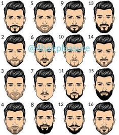 Páči sa mi to: komentáre: 24 – Men's hairstyles inspiration✂. Mens Hairstyles With Beard, Cool Hairstyles For Men, Men's Hairstyles, Beard Styles For Men, Hair And Beard Styles, Short Hair Styles, Men Facial Hair Styles, Bart Styles, Goatee Styles