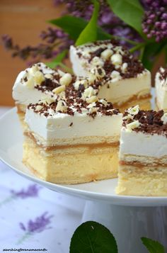 Sernik gotowany 3bit Food Cakes, Tiramisu, Cake Recipes, Cheesecake, Food And Drink, Baking, Ethnic Recipes, Easter, Cakes