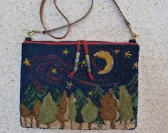Another darling hooked purse.