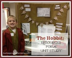 The Hobbit: A UnitStudy // Homegrown Learners