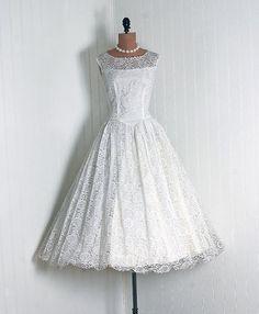 La robe vintage du jour