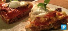 Meatza (Masová Pizza)