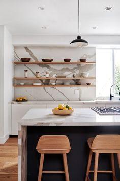 dream marble kitchen