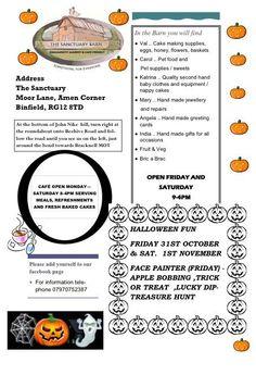 Halloween Binfield