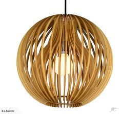 Wood Pendant Lamp LBMP-JLL sale!-- Dickson | Trade Me