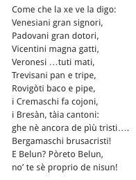 Poesia veneta E Pipe, Italian Phrases, Mamma, Curiosity, Proverbs, Nostalgia, Language, Snoopy, Italy
