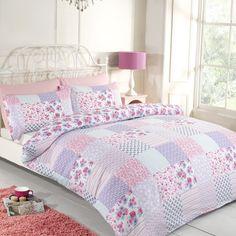 Elsa Patchwork Bedding
