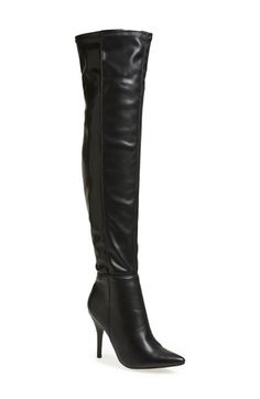 Free shipping and returns on Chinese Laundry 'Sacred' Over The Knee Boot at Nordstrom.com. Take your look to the next level—literally—in bewitching over-the-knee boots lofted by a sky-high heel and created for a figure-hugging fit through the leg.
