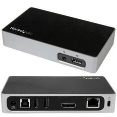 4K DisplayPort Laptop Docking