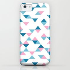 #triangles #blue #white #pink #geometric #projectm