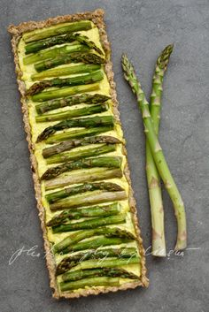 Asparagus pie | Design is a life style. http://monarchyco.com/