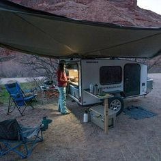 Enjoy Yourself While Camping With These Tips. Prepare yourself to learn as much as you can about camping. Camping offers an excellent opportunity for your family to share an adventure and bond, as well Family Camping, Tent Camping, Camping Gear, Campsite, Outdoor Camping, Camping Stuff, Camping Equipment, Truck Camping, Backpacking Gear
