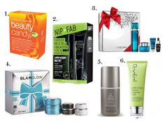 Christmas Gift ideas - Skincare theldndiaries.com