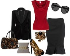 """""""Office Chic"""" by lorigeorgiou on Polyvore"""