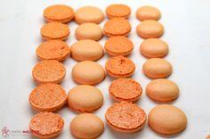 Italienische Meringue für Macarons.