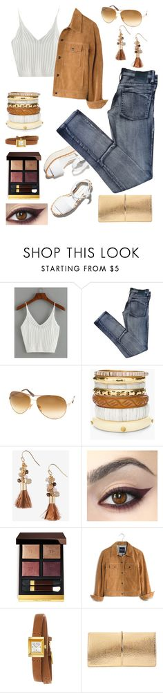 """🎻🎻Classic🎻🎻"" by fashionoffarah ❤ liked on Polyvore featuring Paloma Barceló, Cheap Monday, Tom Ford, Chico's, Express, Madewell, Gucci and Nina Ricci"