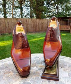 Men's Leather Dress Shoes – Lv Shoes Casual Sneakers, Casual Shoes, Shoes Sneakers, Ascot Shoes, Derby, Dream Shoes, Men S Shoes, Luxury Shoes, Brogues