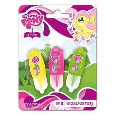 Kup Teraz: Starpak, My Little Pony, mini zakreślacze zapachowe -   Starpak , tylko  w Smyk.com. Darmowy odbiór w salonach Empik,  sprawdź!