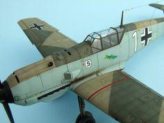 Messerschmitt Bf 109 1/48 Scale Model