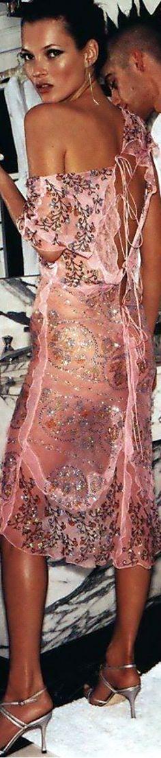 Kate Moss Sparkles