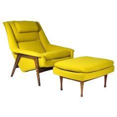 Folke Ohlsson Chair, Dux 1960