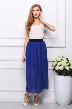2015 New Fashion Summer Style Long Maxi Skirts Womens Cheap Clothes China Women Tops Aliexpress
