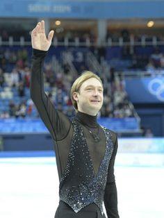 Evgeni Plushenko will skate in men's competition