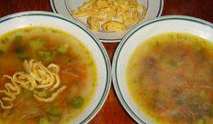 Polévka z hovězí oháňky, to je symbol tradiční poctivé kuchyně Cheeseburger Chowder, Soup, Ethnic Recipes, Soups