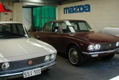 1967 Mazda 1500's - ramjet - Shannons Club