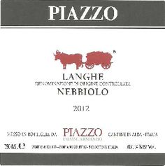 Piazzo Langhe #Nebbiolo Varietal:  100% Nebbiolo  Color:  Ruby turning garnet red with orange reflections  Bouquet:  Full and fragrant, with hints of raspberry and wild strawberries  Taste:  Jammy notes intertwined with cinnamon and vanilla spice  Food #Pairing:  Ideal with a variety of meats, #chicken, and pasta dishes.