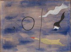 Pintura,1925. Fundació Joan Miró,Barcelona.