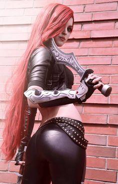 Katarina cosplay by Andrastacosplayparadise.net